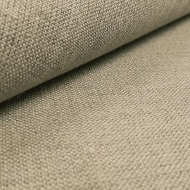 Albeer - Decoration fabric from raw linen