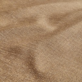 Upholstery fabric with a light sheen - Coffee