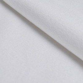 Cotton Jersey - White