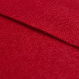 Felt - Crafting felt / Decorative felt - Red