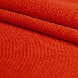 Finley Elastic Coolmax® Jersey Fabric - 4-Way Stretch - bright red