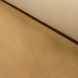 Upholstery fabric Pavos - beige/camel