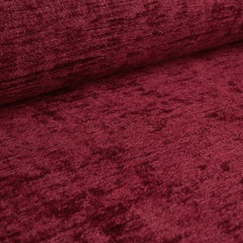 Arizona - Furniture Upholstery Fabric - Dark Red