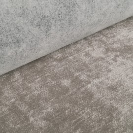 Opera - High quality upholstery fabric - Silver
