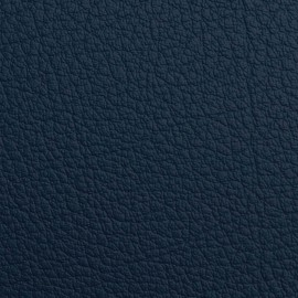 Sky plus imitation leather flame retardant B1 - Dark Blue