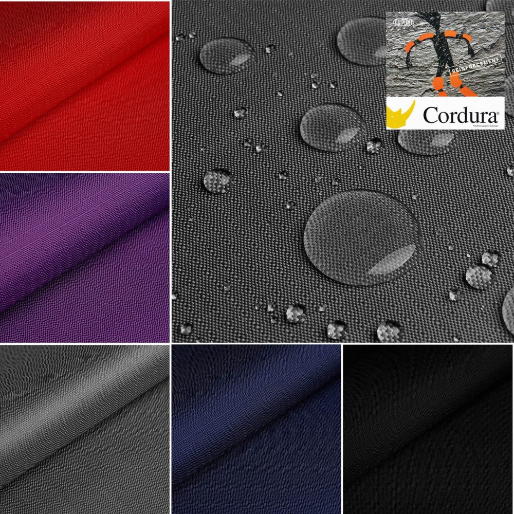 Cordura® Ripstop - all colours