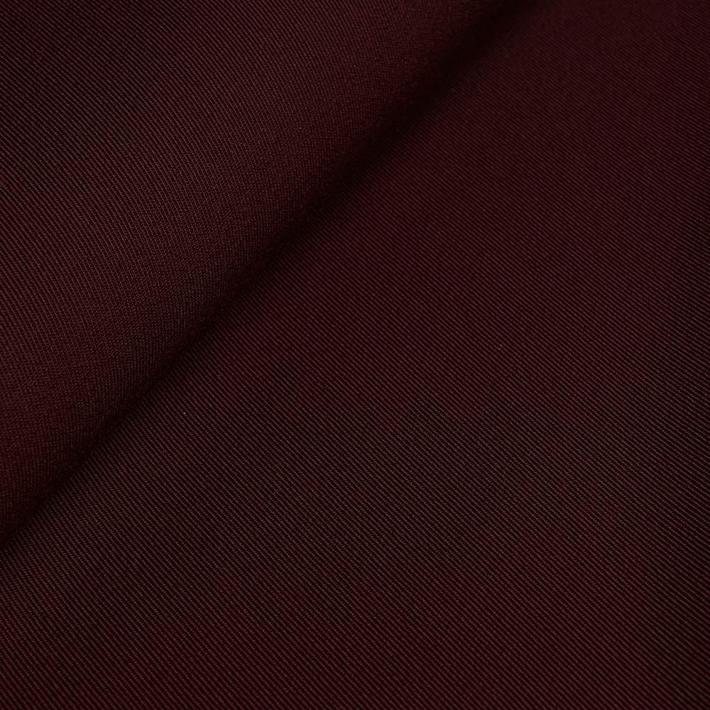 Franziska wool cloth - bordeaux