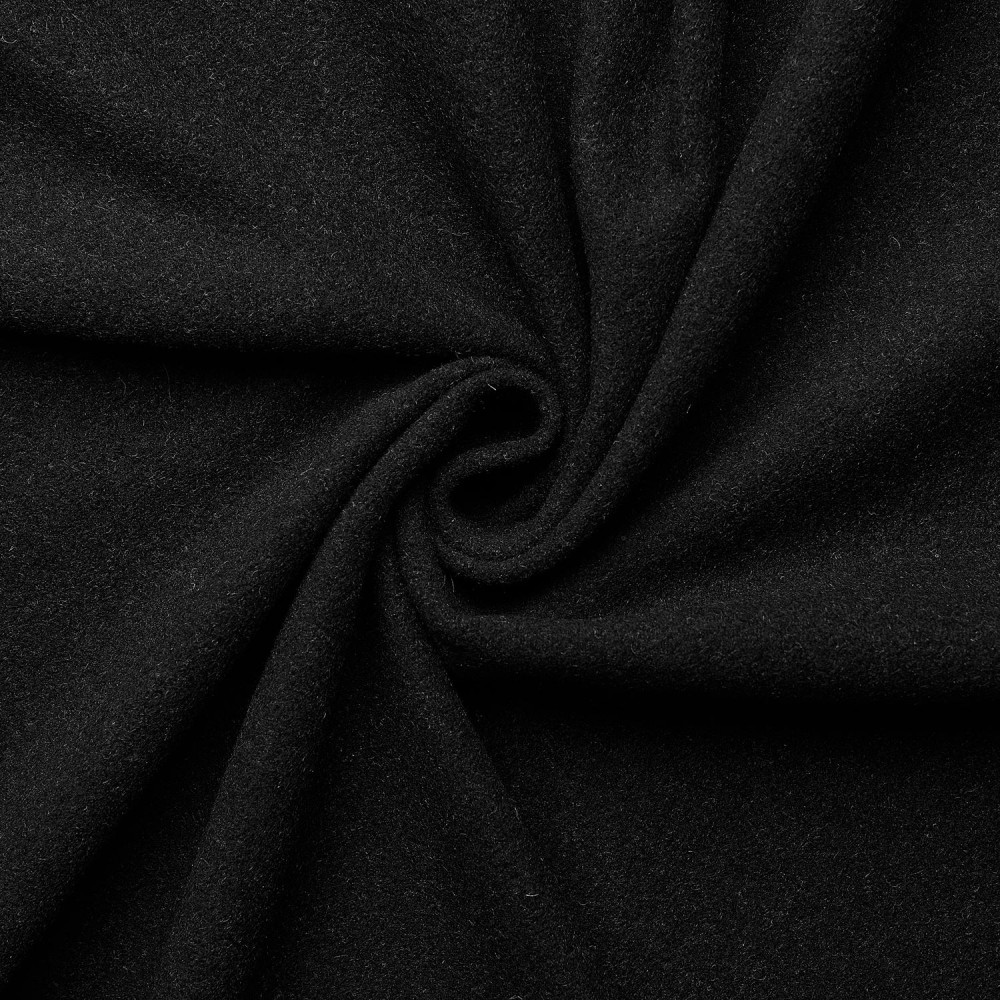 Nelly - wool velour - dark anthracite