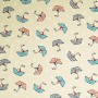 Sailor cotton jersey fabric