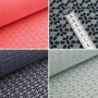 Sample approx. 2x4cm - Vanessa - knitted fabric